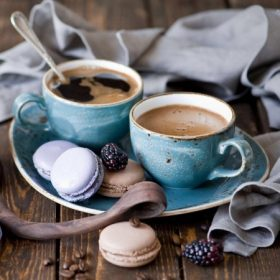 Kávé és kakaó