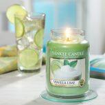 Yankee Candle Nagy üveggyertyák