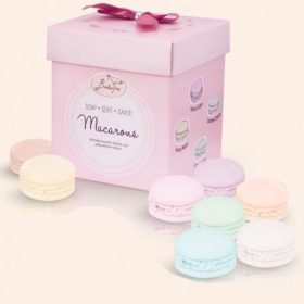 Macaron szappan