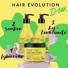 "Hair Evolution ""D - Tox"""